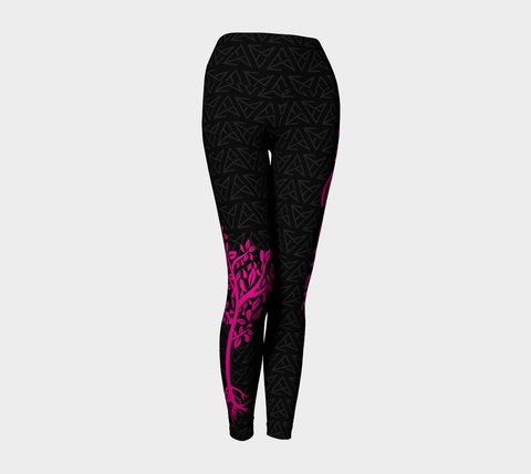 Black Tree Firepower Leggings