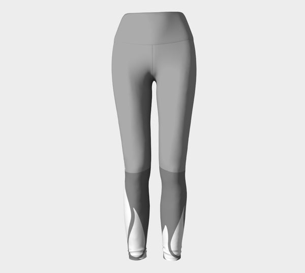FirePower Two Tone Grey Leggings