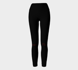 Black FirePower Fit Legging