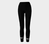 Black FirePower Apparel Leggings
