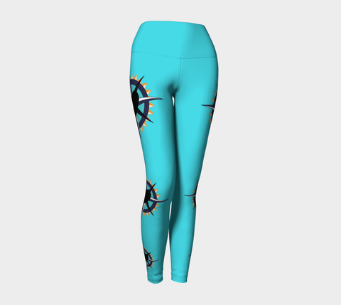 Follow Your Heart FirePower Leggings