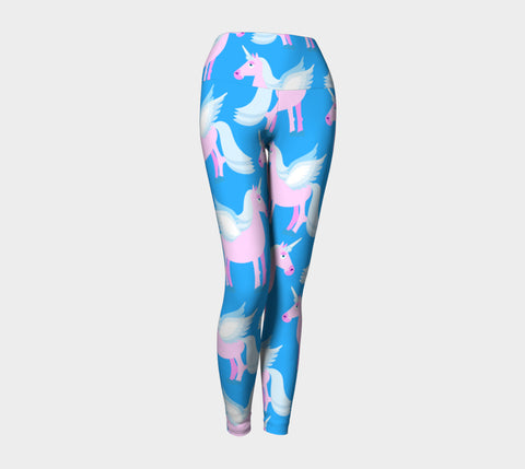 Unicorn FirePower Leggings