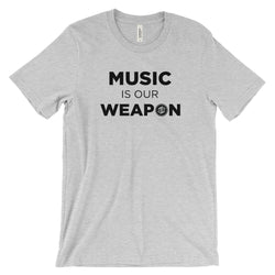 Music Is Our Weapon Stacked (Light)