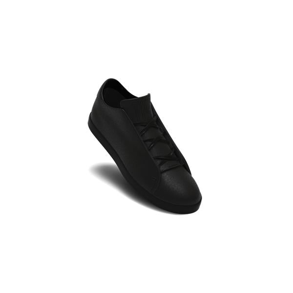 Classic Black Ultra Low Top Trainer