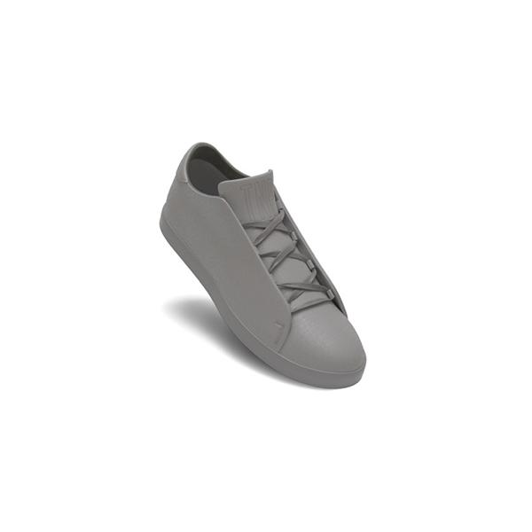 Classic Grey Ultra Low Top Trainer