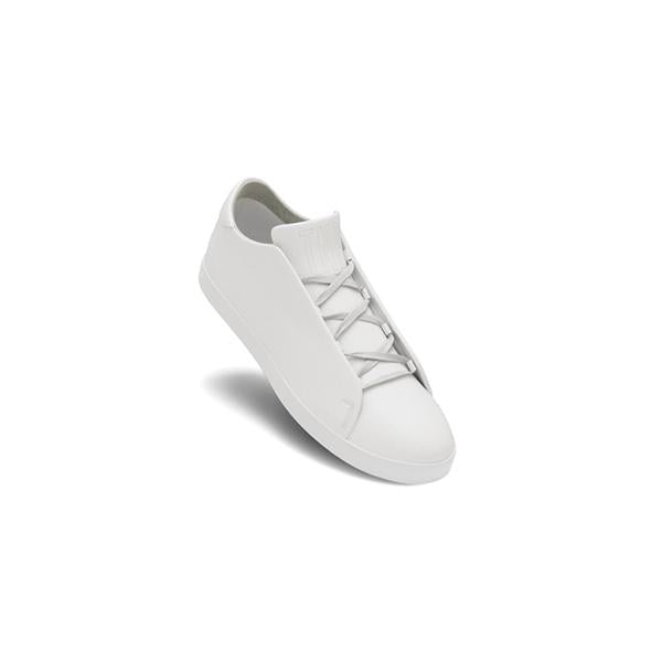 Classic White Ultra Low Top Trainer