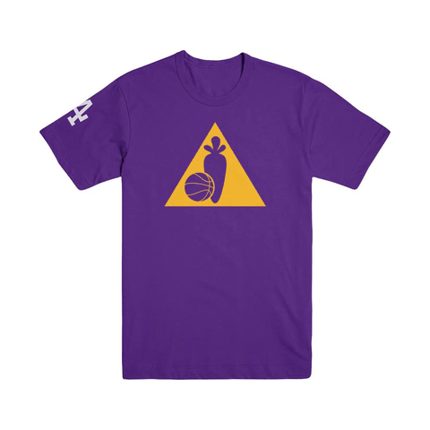 Lakers-Inspired Mamba T-Shirt