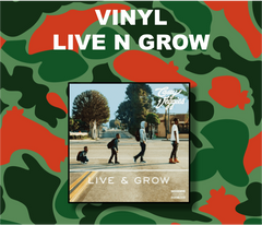 Casey Veggies 'Live & Grow' Vinyl