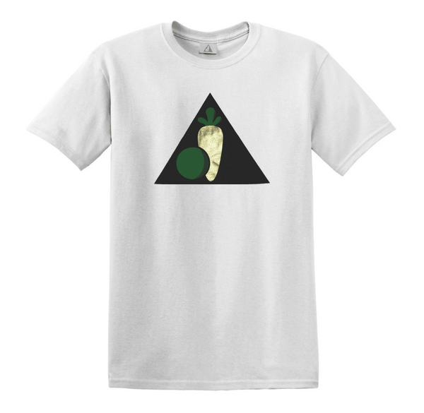 Casey Veggies Triangle PNC T-Shirt - White
