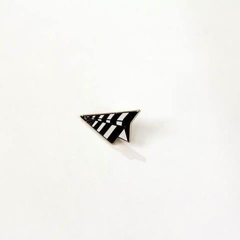 Roc Nation Paper Planes Pin