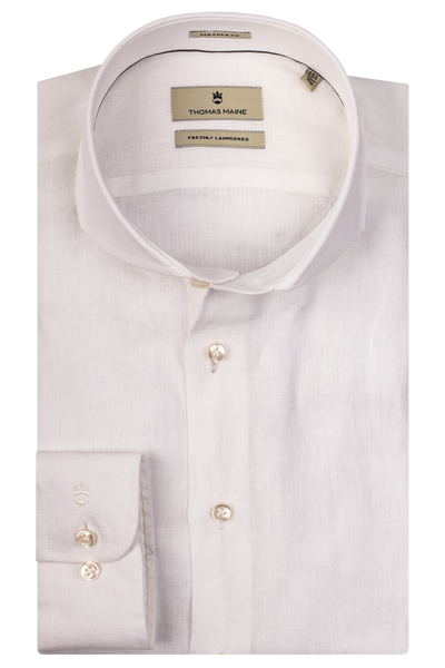 THOMAS MAINE Linen Shirt