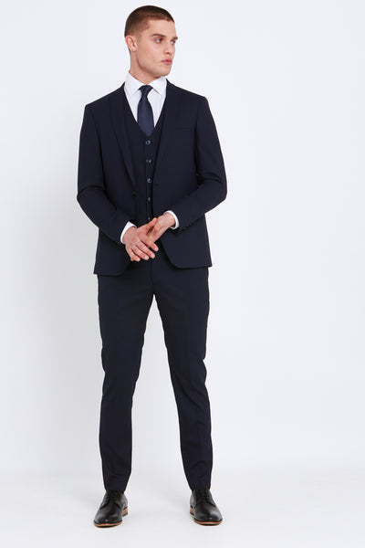 TRAVIS by BENETTI Antoine Suit (Navy)