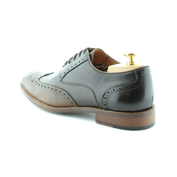 PAOLO VANDINI Felix Brogue (Brown)