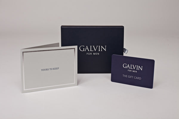 The Galvin For Men Gift Card