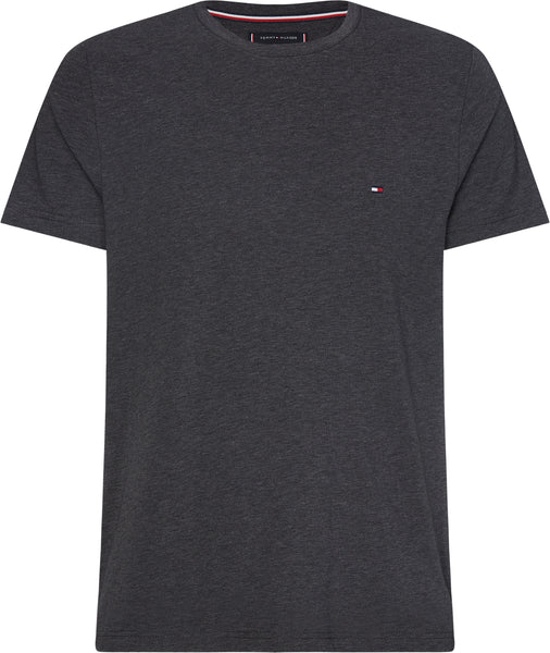 TOMMY HILFIGER ORGANIC COTTON STRETCH SLIM FIT T-SHIRT