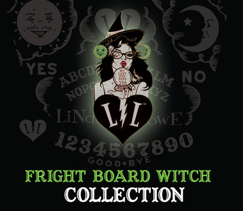 FRIGHT BOARD WITCH COLLECTION