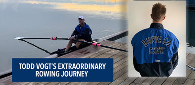 Todd Vogt's Extraordinary Rowing Journey