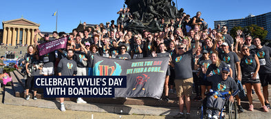Support Wylie's Day & Children's Hospital of Philadelphia with Boathouse.