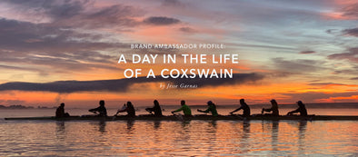 Boathouse Brand Ambassador Profile – A Day in the Life of a Coxswain