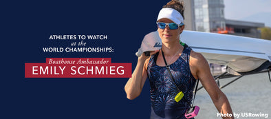 Athletes to Watch at the World Championships: Emily Schmieg