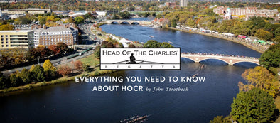 Everything You Need To Know About The Head of the Charles Regatta