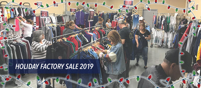 Boathouse Holiday Factory Sale 2019