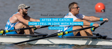 After the Catch: How I Fell in Love with Rowing