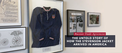 Russian Trade Agreement – The Untold Story Of How The Stevenson Jacket Arrived In America