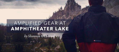 Amplified Gear At Amphitheater Lake