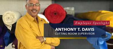 Employee Spotlight: Anthony T. Davis