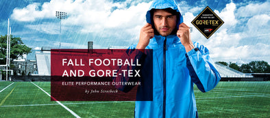 Fall Football and Gore-Tex Elite Performance Outerwear