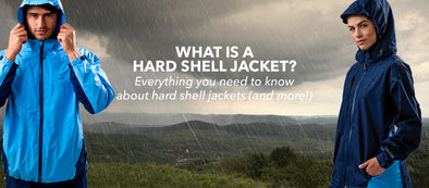 What is a Hard Shell Jacket?