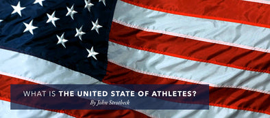 "What is ""The United State of Athletes""?"