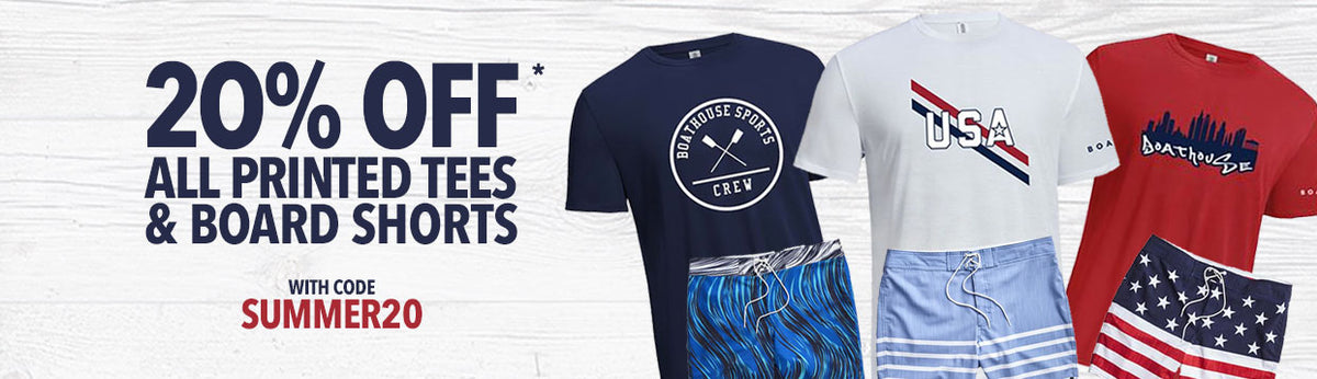 20% Off Summer Essentials