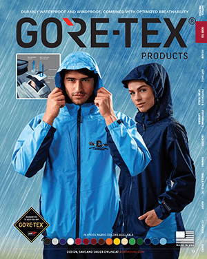 Gore-Tex Waterproof Outerwear