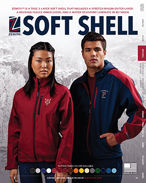 Soft Shell Jackets & Vests