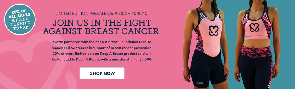 Join us as we raise money for Breast Cancer Prevention