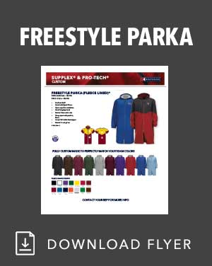 Download Freestyle Parka Flyer