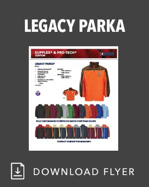 Download Legacy Parka Flyer
