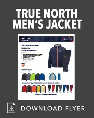 Download True North Mens Flyer