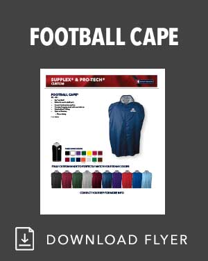 Download Football Cape Flyer