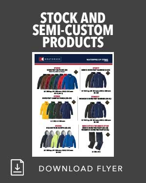 Stock and Semi-Custom Catalog