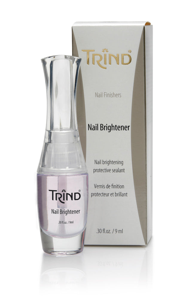 Trind Insider Judith explains the Trind Nail Brightener - French Manicure in a Bottle