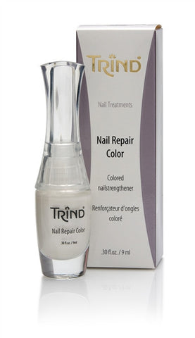 A nail polish like 9ml bottle and substance that has a very mild scent. It incredibly strengthens and restores your weak and damaged nails to their natural beauty. Has a unique formulation to restore the right balance between strength and flexibility making your nails strong and flexible. This will enable you to grow your nails without the fear of chipping or splitting them. This product reaches all 3 layers of the nail and has a white pearl color finish that will leave your nails perfectly smooth and shiny