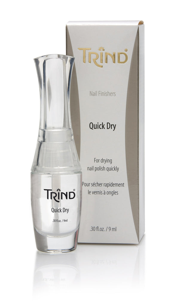 A nail polish like 9 ML bottle and substance that will help you dry up your nail color quickly.