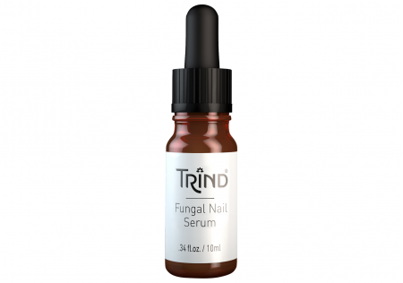 A serum on a 10 ML dropper bottle that penetrates the nail and helps to prevent the spread of the fungus within the nail and to other nails. It contains hydrolyzed keratin which restores, rebuilds and strengthens the structure of the renewed or non-affected nail.