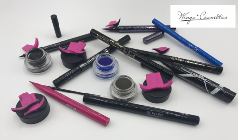 My 5 Favorite Eyeliners by Wings Cosmetics