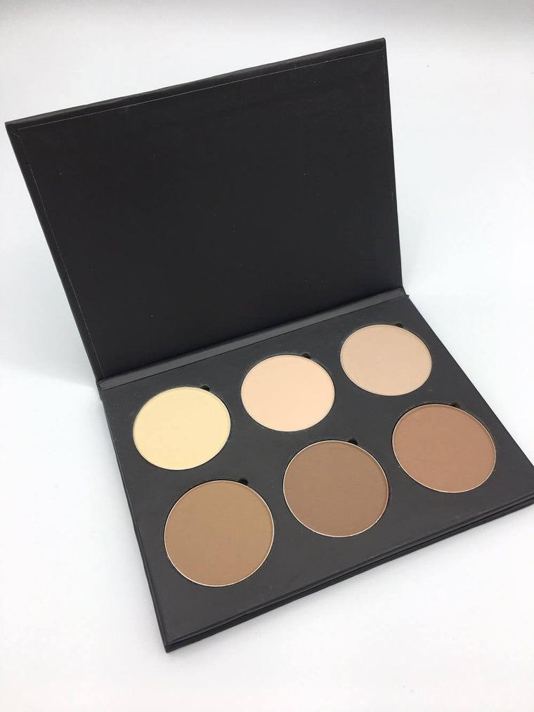 Contour Kit-Wings Cosmetics