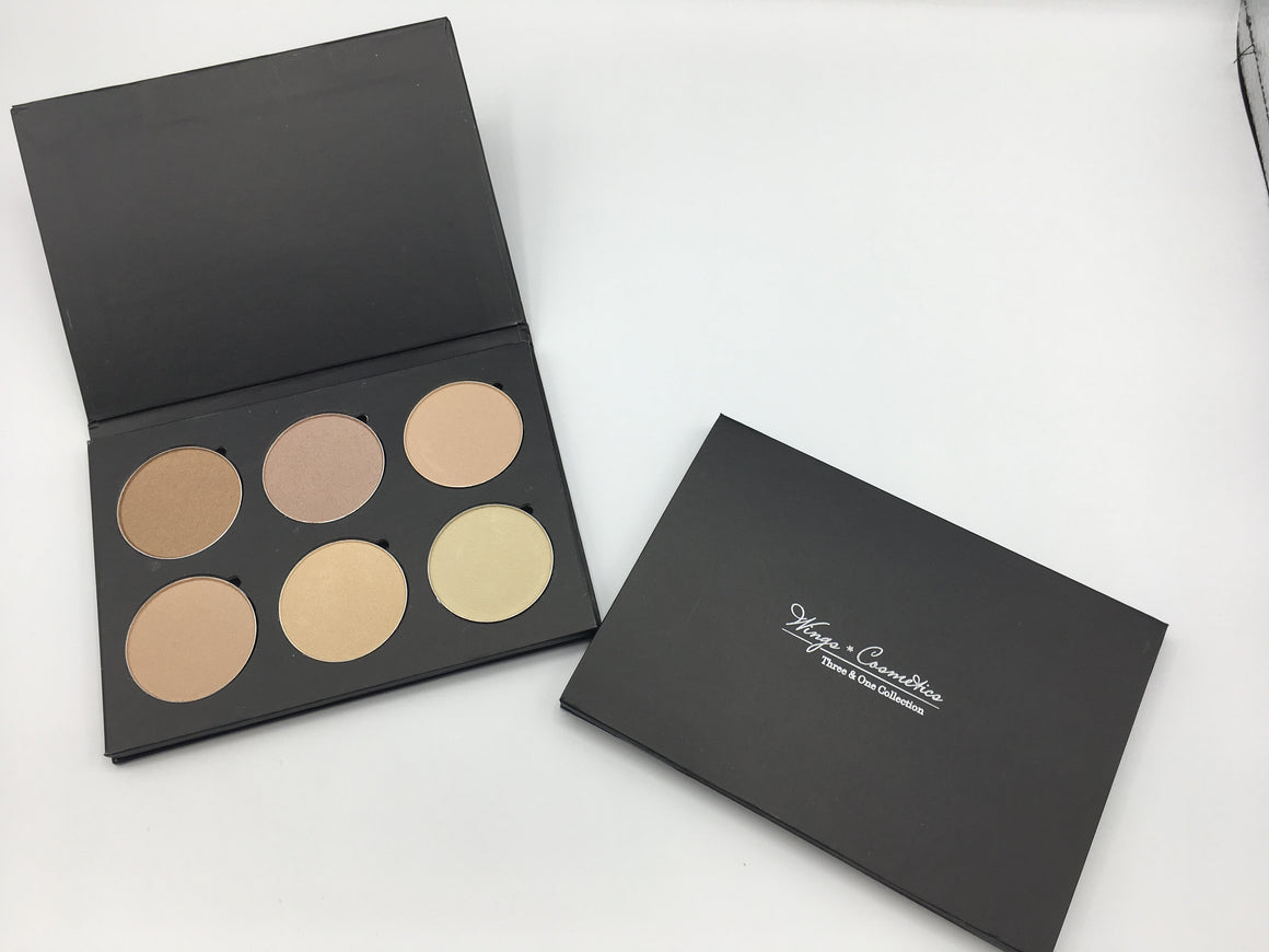 Strobe & Glow Kit - Wings Cosmetics