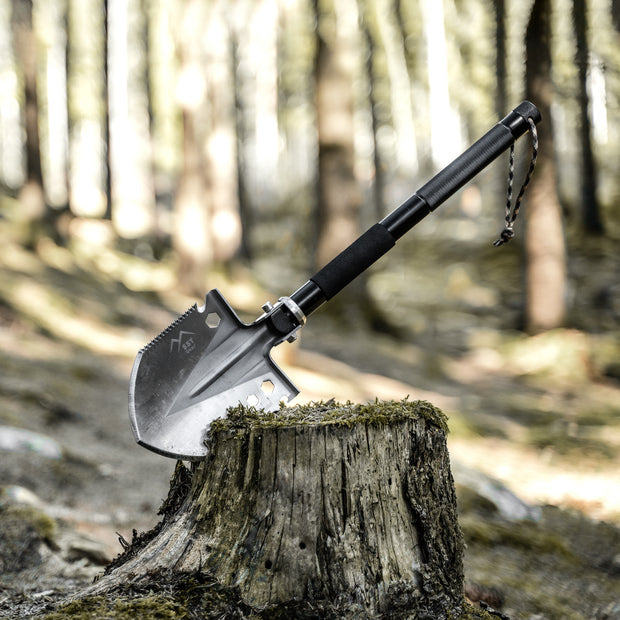 Folding Camp Shovel | EST Survival Shovel